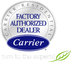 carrier factory authorized hvac company